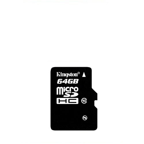 micro sd atmi as karte 64gb class 10 kingston. Black Bedroom Furniture Sets. Home Design Ideas